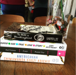 sidewalk sale book haul