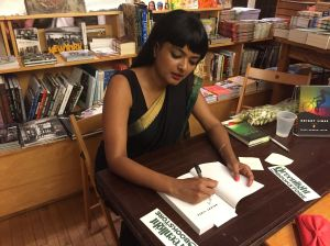 Tanwi Nandini Islam signing Bright Lines